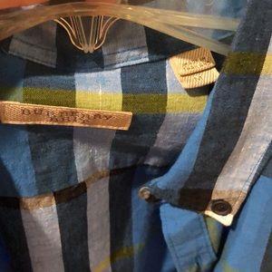 Burberry Shirts - NWT Burberry Brit Men's Button Down Shirt - Size M